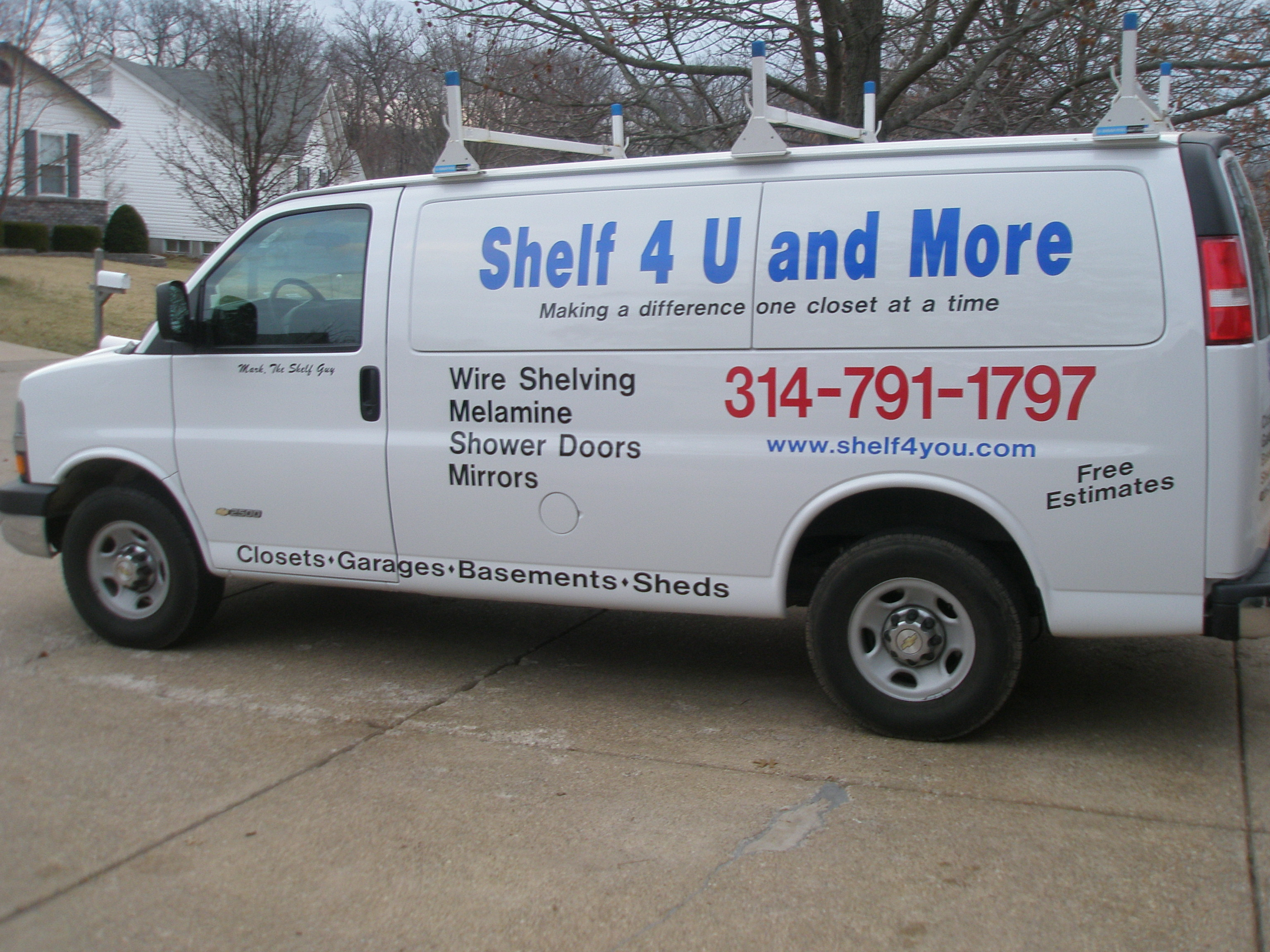 Keep an eye out for this Van.